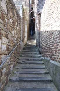 Intriguing back alleys