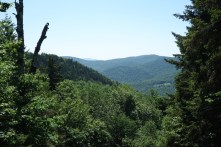 Slack Hill view