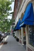 Main Street in Woodstock, VT