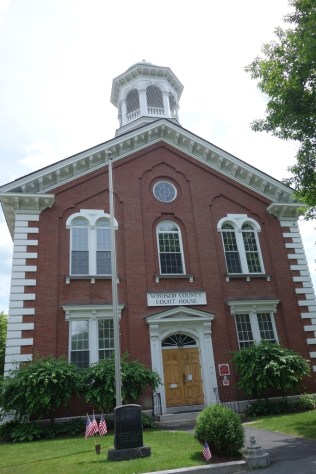 Woodstock court house