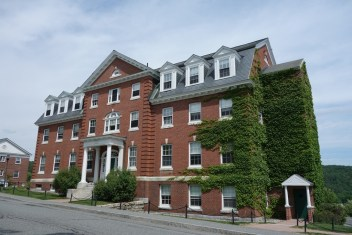 The campus of Kimball Union Academy in Meriden, NH