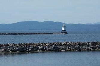 Lake Champlain up-close