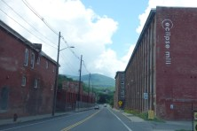 North Adams was one of the many mill towns in this area