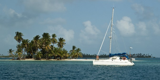 San Blas Islands, Panama, our home for almost a year