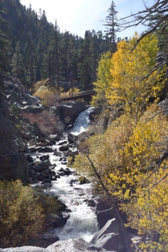 Another part of Eagle Falls, where we will cross the little bridge