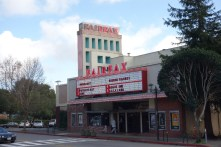 Fairfax movie theater