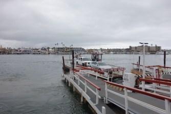 Ferry from Balboa Island to Balboa Village
