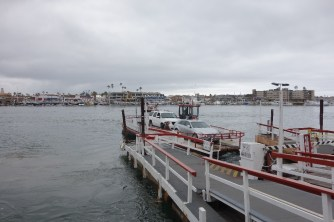 Ferry from Balboa Island to Balboa Village