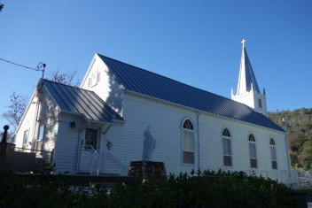 St. Joseph's Catholic church in Mariposa