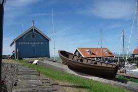Old life boat station
