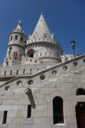 Many wedding photos are taken on and near the Fisherman's Bastion