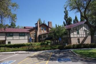 Fuller Lodge - front