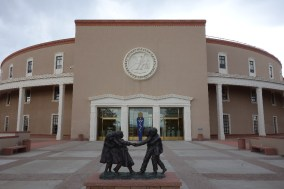 The Capitol of New Mexico