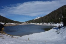 Poudre Lake