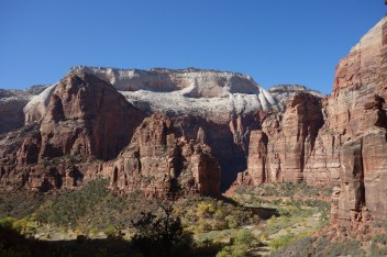 View from Hidden Canyon Trail