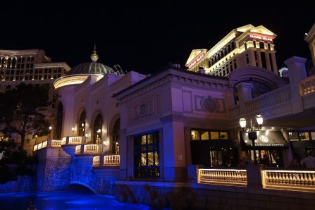 Caesar's Palace Hotel and Casino