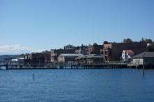 """Skyline"" of Port Townsend"
