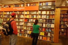 Floors and floors of books (an entire city block) are overwhelming, to say the least.