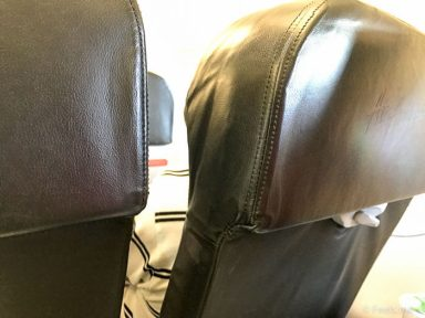 Air Asia SIN BKI Review an inch of recline?