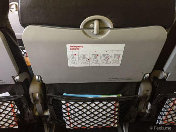 Jetstar 3K 533 Budget Airline No inflight entertainment