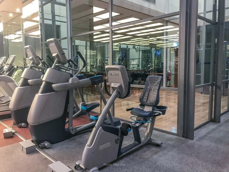 Hilton Kuala Lumpur Grand Suite Review Gym