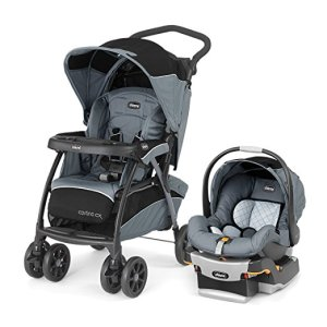 Stroller and car seat combo