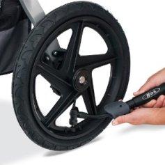 BOB Revolution Flex wheel and air pump