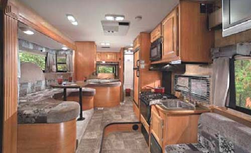 coachmen freelander class c motorhome interior 1?resize\\\=500%2C304 cedar creek 5th wheel wiring diagram wiring diagrams  at soozxer.org
