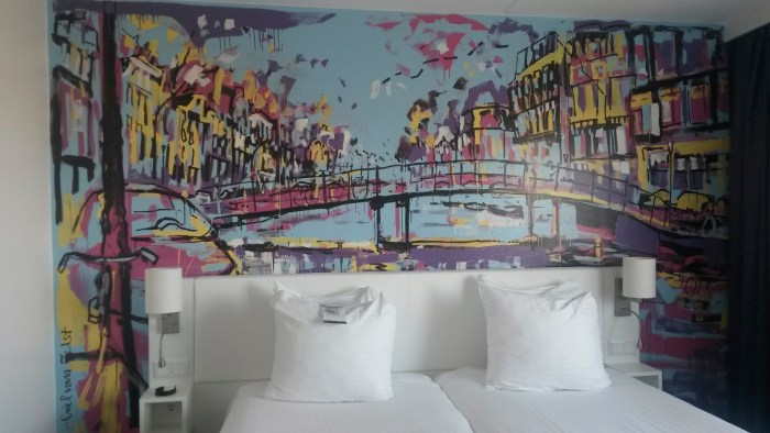 Westcord - Amsterdam Art Hotel in Spaarndammerdijk