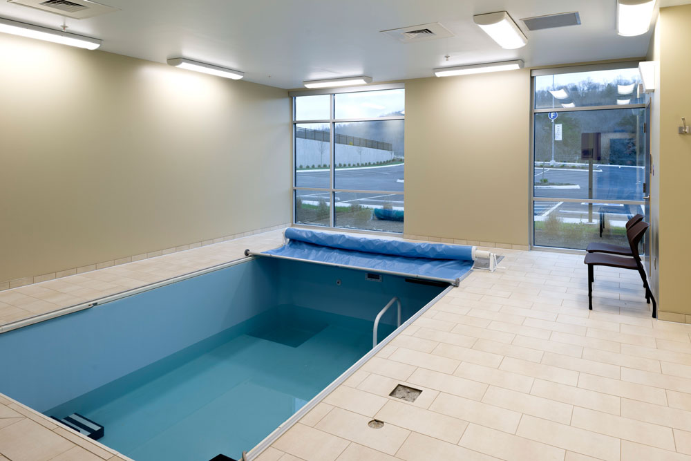 Aquatic Therapy Roane Medical Center