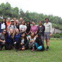 Cultuurmix, bloederige toestanden en onbeklommen bergen op QuestTrek - Week 6