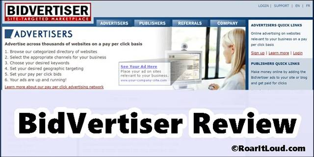 BidVertiser Review with $432 Payment Proof 2017