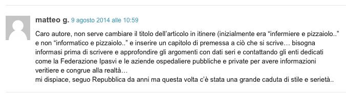 CommentoMatteo
