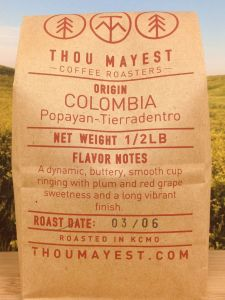 Colombia Popayan Tierradentro from Thou Mayest