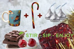 stocking stuffer black forest