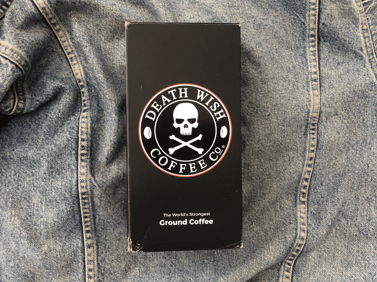 Death Wish Coffee Review Worlds Strongest Coffee