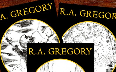 The DATS Trilogy – New Covers Unveiled!