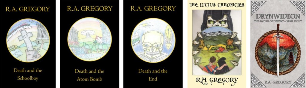 Books by Rob Gregory Author