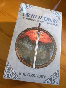 Drynwideon, The Sword of Destiny - Yeah, Right by Rob Gregory Author