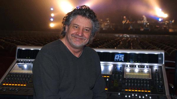 Colin Norfield, in passato ospite del FIM