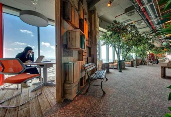 Google Office in Tel Aviv, Israel | RobAid