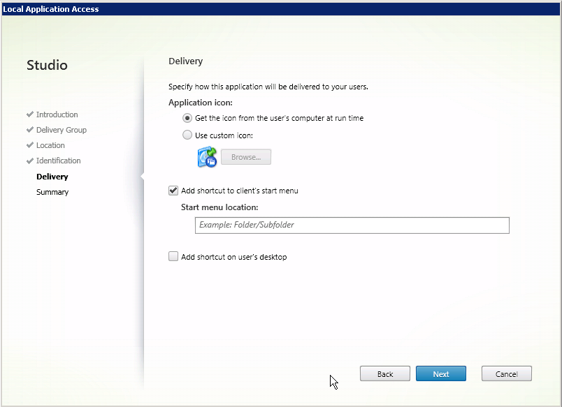 citrix receiver not showing applications