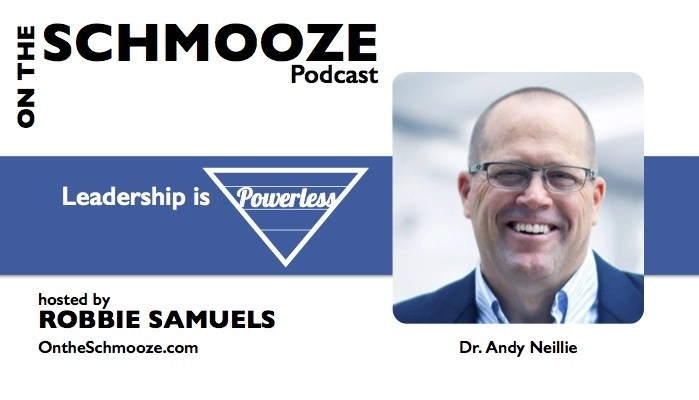 Leadership is Powerless - Dr. Andy Neillie