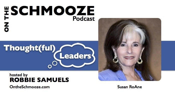 Thoughtful Leaders - Susan RoAne
