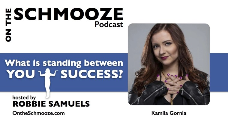 060 graphic What is standing between you and success? - Kamila Gornia