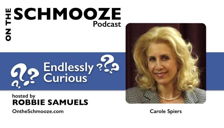 OTS 070 - Endlessly Curious - Carole Spiers