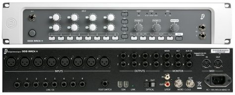 Digidesign Rack+003
