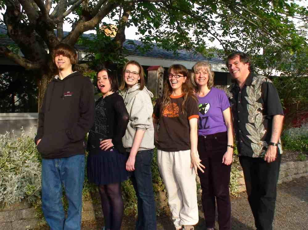 Lightfoot Family Photo from May 1, 2011