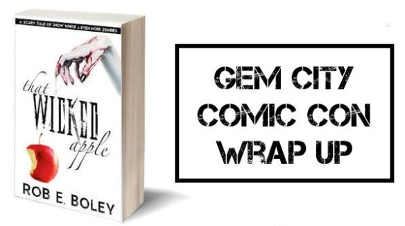 Gem City Con Wrap-Up
