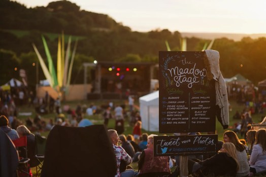 Event Photography River Cottage Festival